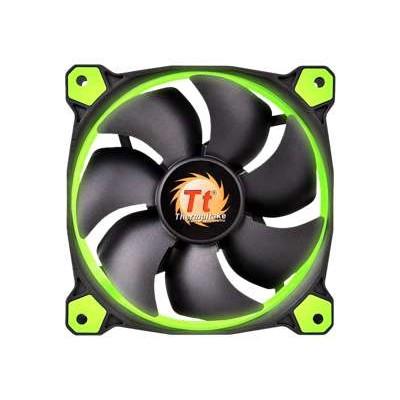 ThermalTake CL-F039-PL14GR-A Riing 14 LED - Case fan - 140 mm
