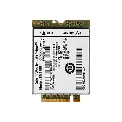 HP Inc. J8F06UT LT4211 LTE/EV-DO/HSPA+ WWAN