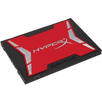 Kingston Digital SHSS37A/960G 960GB HyperX SAVAGE SSD SATA 3 2.5 (7mm height)