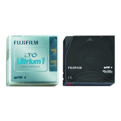 Fuji 26200010 100/200GB LTO Ultrium-1 Data Cartridge