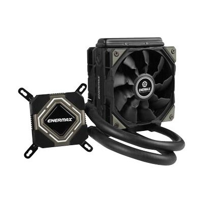 Enermax ELC-LMR120S-BS Liqmax II 120S - Liquid cooling system - (LGA775 Socket LGA1156 Socket Socket AM2 Socket AM2+ LGA1366 Socket Socket AM3 LGA1155 Soc