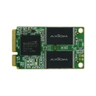 Axiom Memory AXG93312 Signature III - Solid state drive - 480 GB - internal - mSATA - SATA 6Gb/s