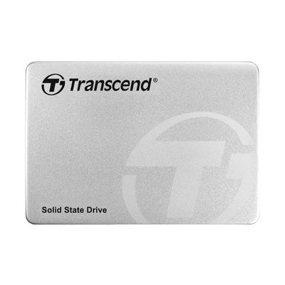 Transcend TS128GSSD370S SSD370S - Solid state drive - 128 GB - internal - 2.5 (in 3.5 carrier) - SATA 6Gb/s