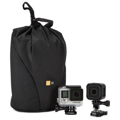 Case Logic DSA-101BLACK Luminosity Action Camera Bag - Black