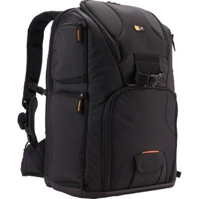 Case Logic KSB-102BLACK Kilowatt KSB-102 Large Sling Backpack for Pro DSLR and Laptop - Black