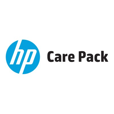 HP Inc. U8D17E Electronic  Care Pack 4-Hour Same Business Day Hardware Support - Extended service agreement - parts and labor - 3 years - on-site - 9x5 - respon
