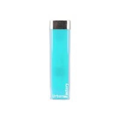 Urban Factory BAT20UF 2600 mAh Powerbank / Lipstick Battery - Blue
