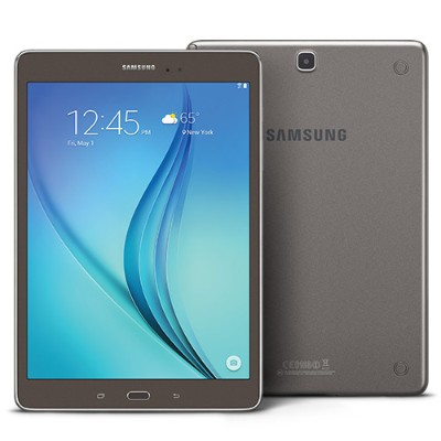 Samsung Electronics SM-P550NZAAXAR Galaxy Tab A 9.7 16GB (Wi-Fi) with S Pen  Smoky Titanium