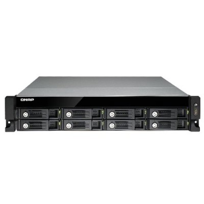 QNAP TVS-871U-RP-I5-8 8-Bay High Performance Unified Storage