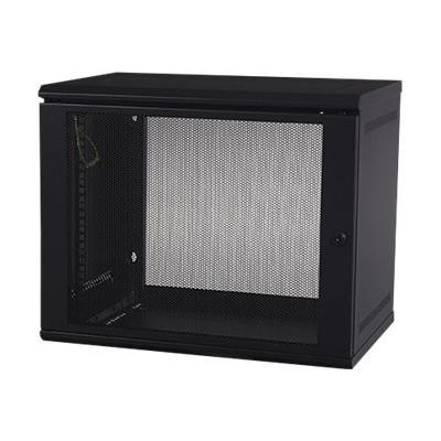APC AR109 NetShelter WX AR109 - Cabinet - wall mountable - black - 9U - 19