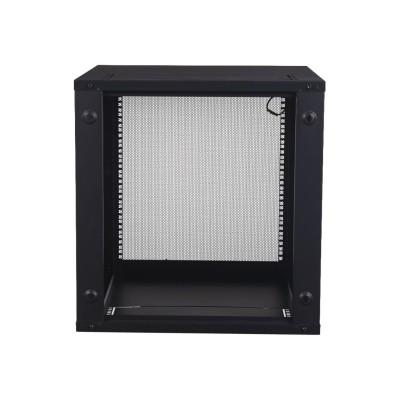 APC AR112 NetShelter WX AR112 - Cabinet - wall mountable - black - 12U - 19