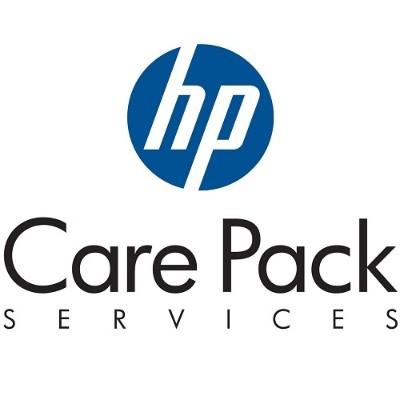 HP Inc. U8CN2E 3-year Next Business Day Exchange + Defective Media Retention LaserJet M604 Service