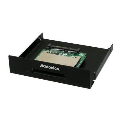 Addonics ADSACFASTB SATA - CFast Adapter ADSACFASTB - Card reader - 3.5 ( CFast Card type I  CFast Card type II ) - Serial ATA