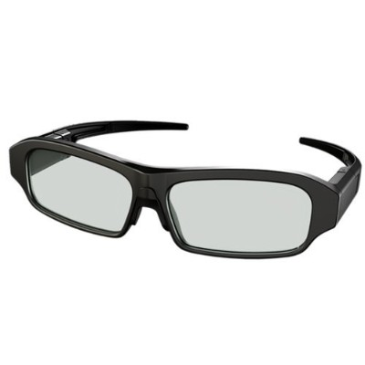 NEC Displays X105-RF-X2 3D Glasses Lite (RF) - 3D glasses - active shutter - black - for NP-U321H-WK  U321H-WK 13528995