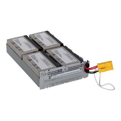 V7 APCRBC133-V7 APCRBC133- - UPS battery - 1 x lead acid - for SMT1500RM2U  SMT1500RM2UTW  SMT1500RMI2U  SMT1500RMUS