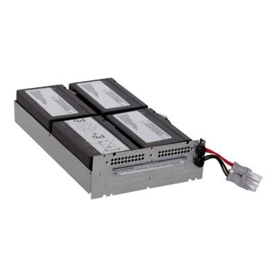 V7 APCRBC132-V7 APCRBC132- - UPS battery - 1 x lead acid - for P/N: SMC1500-2U  SMC1500I-2U  SMT1000RM2U  SMT1000RMI2U