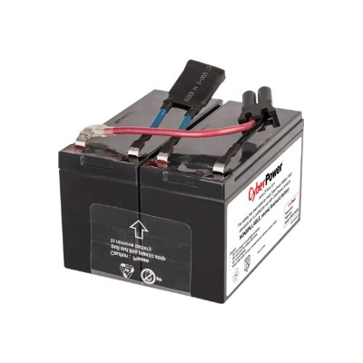 Cyberpower RB1270X2B RB1270X2B - UPS battery - 2 x lead acid 7 Ah - for Smart App Sinewave PR750LCD