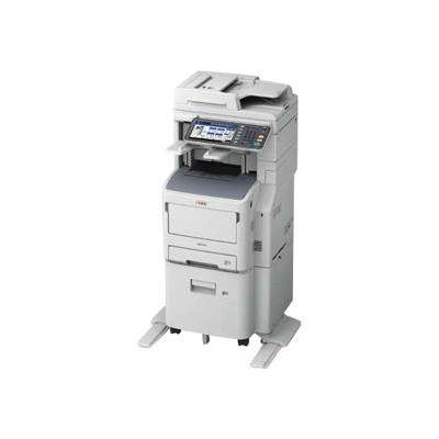Oki 62446107 MB 770fx - Multifunction printer - B/W - LED - Legal (8.5 in x 14 in) (original) - A4/Legal (media) - up to 55 ppm (copying) - up to 55 ppm (printi