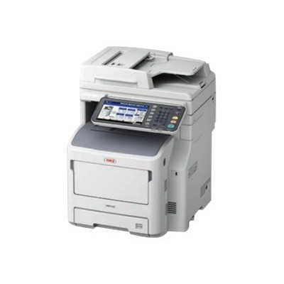 Oki 62446001 MB 760+ - Multifunction printer - B/W - LED - Legal (8.5 in x 14 in) (original) - A4/Legal (media) - up to 49 ppm (copying) - up to 49 ppm (printin