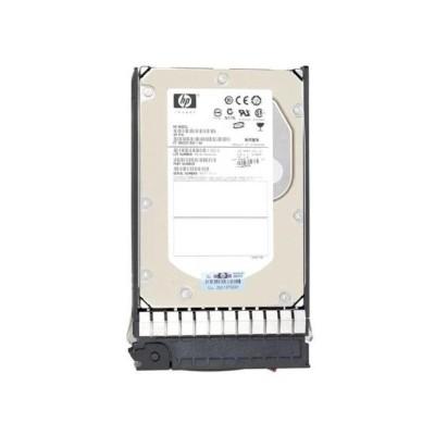 Hewlett Packard Enterprise 718292-001 Dual Port Enterprise - Hard drive - 1.2 TB - hot-swap - 2.5 SFF - SAS 6Gb/s - 10000 rpm - with HP SmartDrive carrier