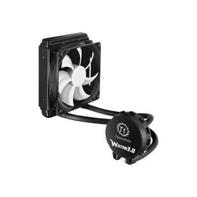 ThermalTake CLW0222-B Water 3.0 Performer C - Liquid cooling system - (LGA1156 Socket Socket AM2 Socket AM2+ LGA1366 Socket Socket AM3 LGA1155 Socket Sock
