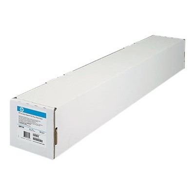 HP Inc. Q1899C Opaque Scrim - Banner - polyvinyl chloride (PVC) - 378 micron - matte white - Roll (42 in x 50 ft) - 495 g/m² - 1 roll(s) - for DesignJet 500  51