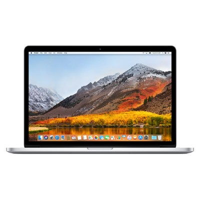 Apple MJLQ2LL/A MacBook Pro with Retina display - Core i7 2.2 GHz 16GB RAM 256 GB Flash Storage 15.4 IPS 2880 x 1800 Iris Pro Graphics Wi-Fi OS X 10.13 Si