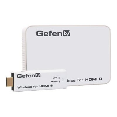Gefen EXT-WHD-1080P-SR TV Wireless for HDMI Extender SR - Wireless video/audio extender - up to 82 ft