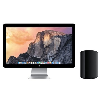 Apple Z0PK27641TBD700-OB Mac Pro 12-Core Intel Xeon E5 2.7GHz  64GB RAM  1TB PCIe-based flash storage  Dual AMD FirePro D700  Mac OS X Yosemite (Open Box Produc