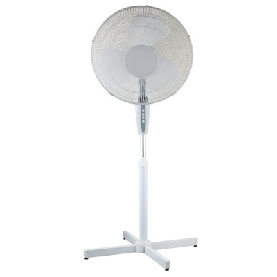 Royal Sovereign PFN-40B 16 PEDESTAL FAN 3 SPEEDS LOW