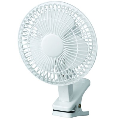 Royal Sovereign DFN-06 6 CLIP ON FAN 2 SPEEDS 360
