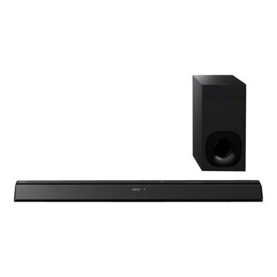 Sony HTCT380 HT-CT380 - Sound bar system - 2.1-channel - wireless - 300 Watt (total)