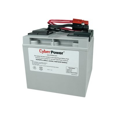 Cyberpower RB12170X2A RB12170X2A - UPS battery - 2 x lead acid 17 Ah