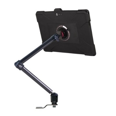 The Joy Factory MWM105 MagConnect Edge M Seat Bolt Carbon Fiber Mount for Surface Pro 3 with Ultra-Slim Rugged Case