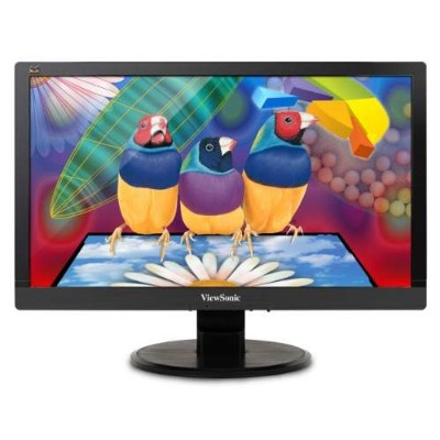 ViewSonic VA2055SA 20 (19.5'' viewable) Full HD LED monitor with SuperClear MVA Panel Technology