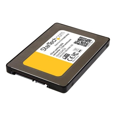 StarTech.com CFAST2SAT25 CFast card to SATA adapter with 2.5 housing