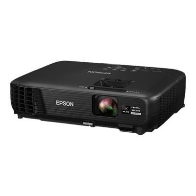 Epson V11H722120 PowerLite 1284 Wireless WUXGA 3LCD Projector