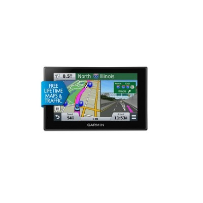 Garmin International 010-N1187-01 nüvi 2589LMT GPS Car Navigator - Refurbished