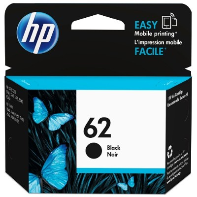 HP Inc. C2P04AN#140 62 Black Original Ink Cartridge