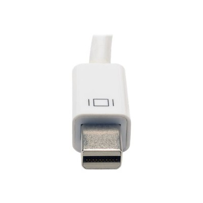 TrippLite P137-06N-VGA-V2 Mini DisplayPort 1.2 to VGA Adapter Converter (Mini-DP Male to VGA Female)  6-in.