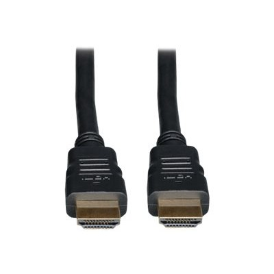 TrippLite P569-010-CL2 10ft High Speed HDMI Cable with Ethernet Digital Video / Audio In-Wall CL2-Rated M/M 10' - HDMI with Ethernet cable - HDMI (M)
