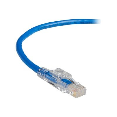 Black Box C5EPC70-GN-04 GigaTrue 3 - Patch cable - RJ-45 (M) to RJ-45 (M) - 4 ft - UTP - CAT 5e - booted - green