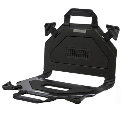 """Discount Electronics On Sale Trident Case AC-UNCRBK-BKBLK TechJacket for 11"""" Sized Chromebook and Laptop Notebook Computers"""