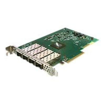Solarflare Communications SFN7004F Flareon SFN7004F - Network adapter - PCIe 3.0 x8 - 10 Gigabit SFP+ x 4