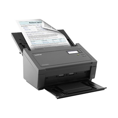 Brother PDS-5000 PDS-5000 - Document scanner - Duplex - 600 dpi x 600 dpi - up to 60 ppm (mono) / up to 60 ppm (color) - ADF (100 sheets) - up to 6000 scans per