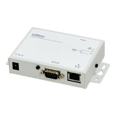 Silex Technology SD-300-US SD-300 - Device server - 100Mb LAN  RS-232C
