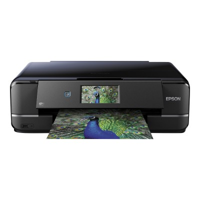 Epson C11CE82201 Expression Photo XP-960 - Multifunction printer - color - ink-jet - Legal (8.5 in x 14 in) (original) - Ledger (media) - up to 8.1 ppm (copying