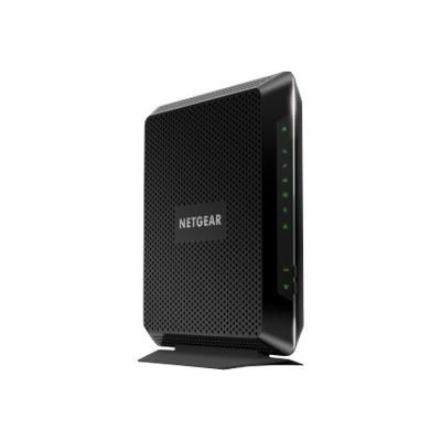 NetGear C7000-100NAS Nighthawk C7000 - Wireless router - cable mdm - 4-port switch - GigE - 802.11a/b/g/n/ac - Dual Band