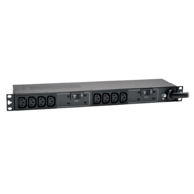 TrippLite PDUH32HV PDU Basic Horizontal 7.4kW 230V 32A (10 C13) IEC309 32A 12ft Cord 1URM