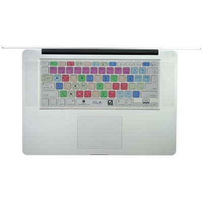 Ezquest X22400 Macbook/13 Macbook Air/Macbook Pro/Wireless Keyboard USA/ISO Adobe Photoshop Keyboard Cover